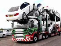 Samochody z lawety najwyższy czas rozładować