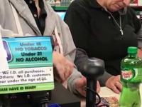 Odlot po opioidach w trakcie obsługi klienta