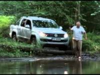 Pan Makaron, kierowca Wojciecha Cejrowskiego, uczy jazdy w terenie
