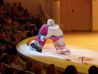Walka eskimoskich dzieci