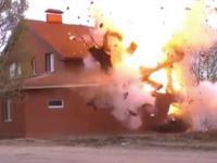 Rosyjska policja wysadza w powietrze nielegalny meczet koło Samary