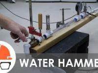 Czym jest uderzenie hydrauliczne i jak je zniwelować?