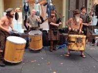 Niesamowici uliczni muzycy – Clanadonia