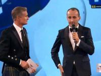 Wypowiedź Roberta Kubicy na gali Autosport Awards 2017