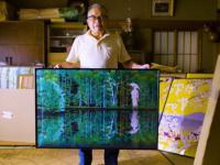 77-letni Japończyk tworzy obrazy przy pomocy Excela