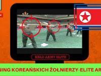 Koreańska armia na treningu!