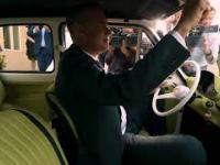 """Tom Hanks odebrał kluczyki do """"Malucha"""""""