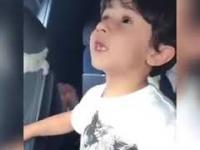 5-latek wprawił w osłupienie pilotów samolotu