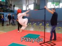Zobaczcie jak dzieciaki latają. Klub Taekwondo Chon -JI. Techniki Specjalne