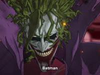 Batman to ninja, urodzony w Japonii