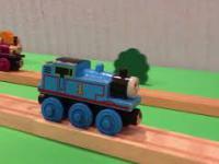 Thomas, czyli ciuchcia kaskader