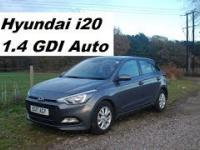 2017 Hyundai i20 1.4 GDI Auto - test PL, TURBO PASJA 3