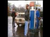 3 godziny oczekiwania na zakup benzyny. 69 samochodów w kolejce
