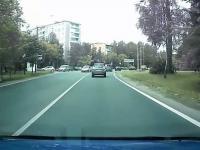 Typowy kierowca BMW w akcji