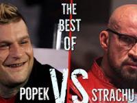 Popek vs Strachu !NAJLEPSZE TEKSTY! (The Best Of Popek X Strachu)
