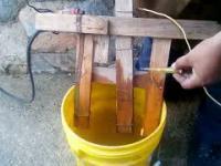 Ekstremalna spawarka elektryczna -10 l wody 2 kg soli