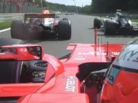 10 najlepszych manewrów wyprzedzania w tegorocznym sezonie Formuły 1