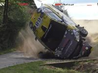 Rally Crash Compilation 2017