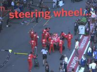 F1 Ferrari Radio: Dawaj tą kierownicę!