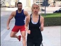 Jak zmotywować kobietę do biegania