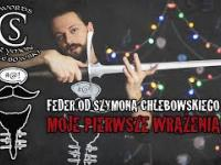 Miecz treningowy - Feder - Swords Szymon Chlebowski - Recenzja
