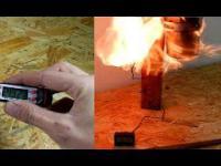 Czy dezodorant zamrozi i zagotuje wodę ? Eksperyment