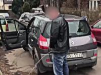 Pijany kierowca powoduje kolizję i ucieka z miejsca zdarzenia!