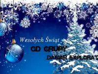 Życzenia Świąteczne od Grupy Eksploracyjnej Damar Exploration