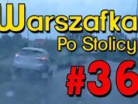 To co dzieje się na ulicach Warszawy to masakra!