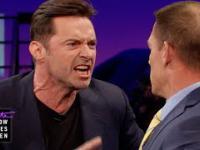 John Cena uczy Hugh Jackmana