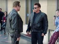 Terminator Prank by Arnold Schwarzenegger