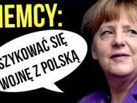 Niemcy: Armia Szykuje się na Rozpad Unii Europejskiej [ UE ] i Wojnę z Polską