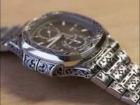 Kunszt grawerowania - grawerowanie zegarka wartego ponad 200 tys. złotych