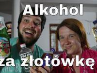 TEST Alkoholu  w Indiach - za 1 ZŁ