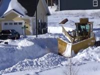 Jak w Kanadzie radzą się z śniegiem