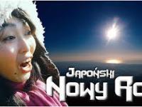 Japoński NOWY ROK na górze Oyama