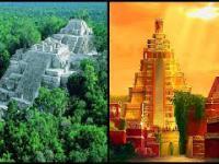 Tajemnica Niezwykłych Piramid z Zaginionego Miasta El Mirador