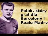 Polak, który grał w Barcelonie i Realu Madryt