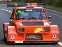 Kaszlak z silnikiem od Suzuki Hayabusa