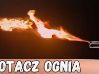 Jak zrobić prosty miotacz ognia ?