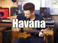 """""""Havana"""" zagrana na jednej gitarze w wykonaniu naszego rodaka"""