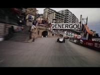 Monaco Grand Prix 1962 - przejazd po torze