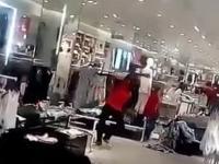 Czarni demolują sklep H&M, jedna z koszulek się nie spodobała