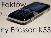 Kto pamięta Sony Ericsson K550i?