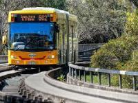 Droga dużych prędkości dla miejskich autobusów