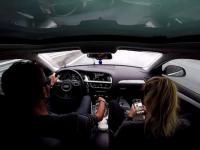 Audi A4 Quattro - utrata kontroli przy 140 km/h