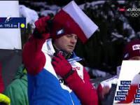 Skoki Polaków na Mistrzostwach Świata w Lotach Obersdorf 20.01.2018