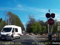Polska Cierpliwość na Przejeździe Kolejowym (25 Idiotów na Jednym Przejeździe)