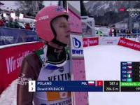 Skoki Polaków na Drużynowych Mistrzostwach Świata i historyczny brąz w Oberstdorfie 21.01.2017