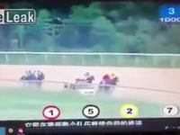 Chińskie wyścigi konne...